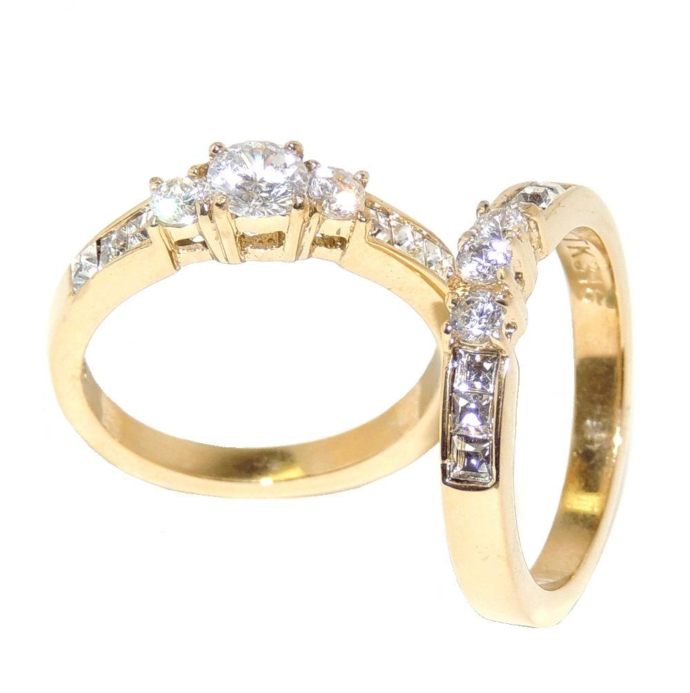 Download Gold Womens Wedding Rings | Wedding Corners In Gold Wedding Rings For Women (Gallery 10 of 15)