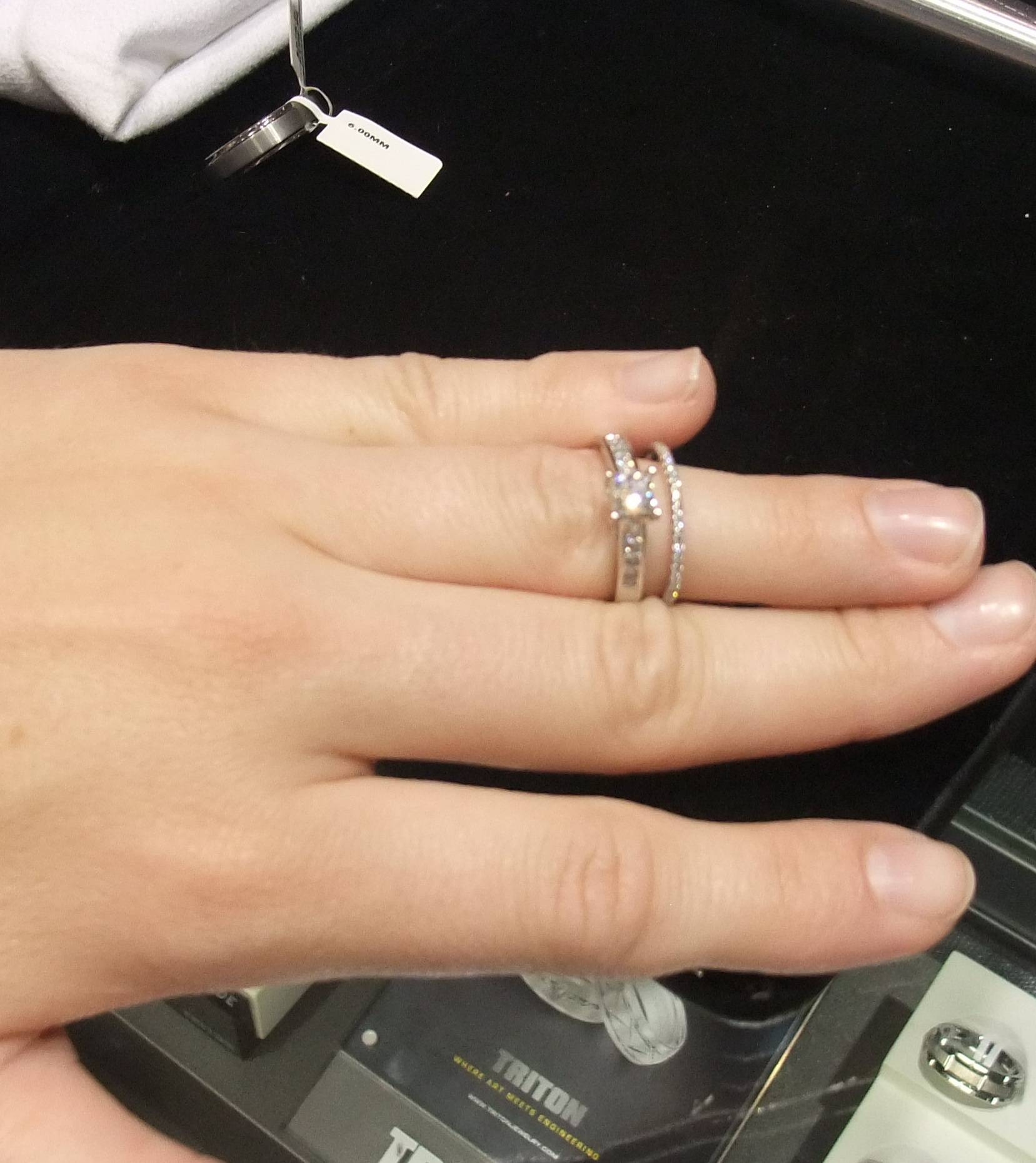 "Engagement Ring | Journey To ""i Do"" Regarding Rogers And Holland Engagement Rings (View 8 of 15)"