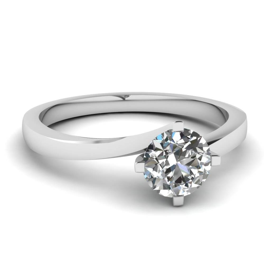Engagement Rings – Customized Engagement Rings New York, Nyc Pertaining To Custom Diamond Engagement Rings (View 4 of 15)