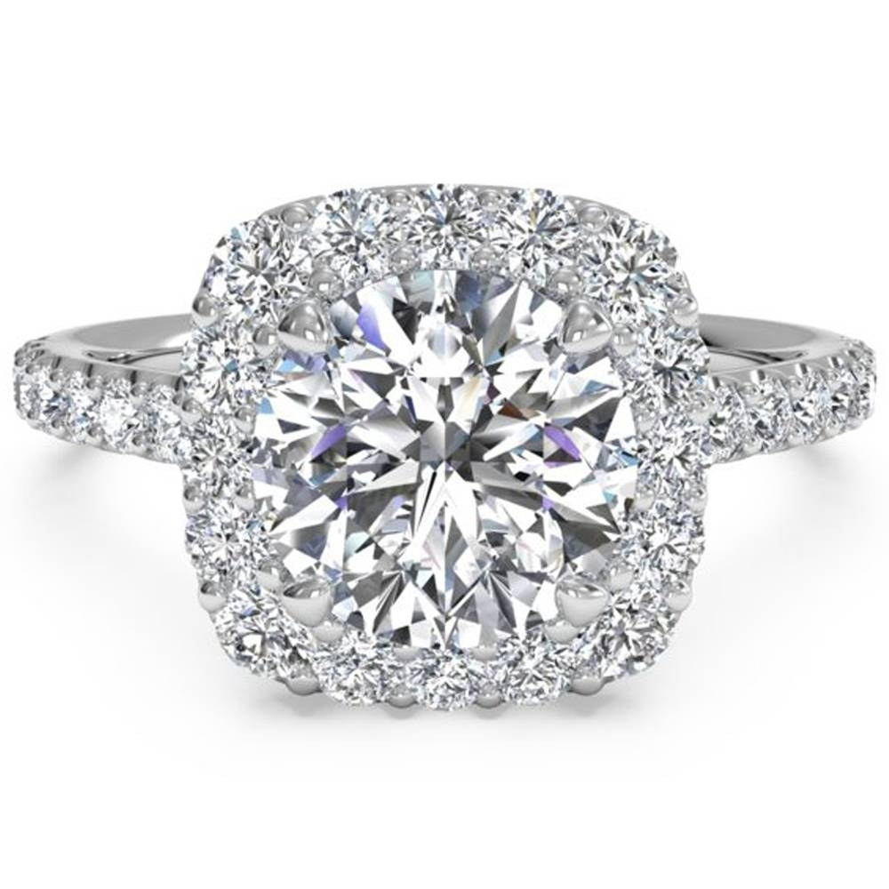 Engagement Rings — Fink's Jewelers For Diamonds Engagement Rings (Gallery 11 of 15)