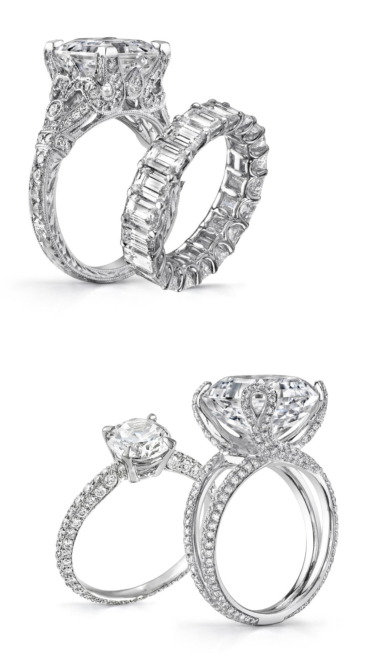 Engagement Rings Washington Dc | Protea Diamonds Regarding Washington Dc Engagement Rings (Gallery 2 of 15)