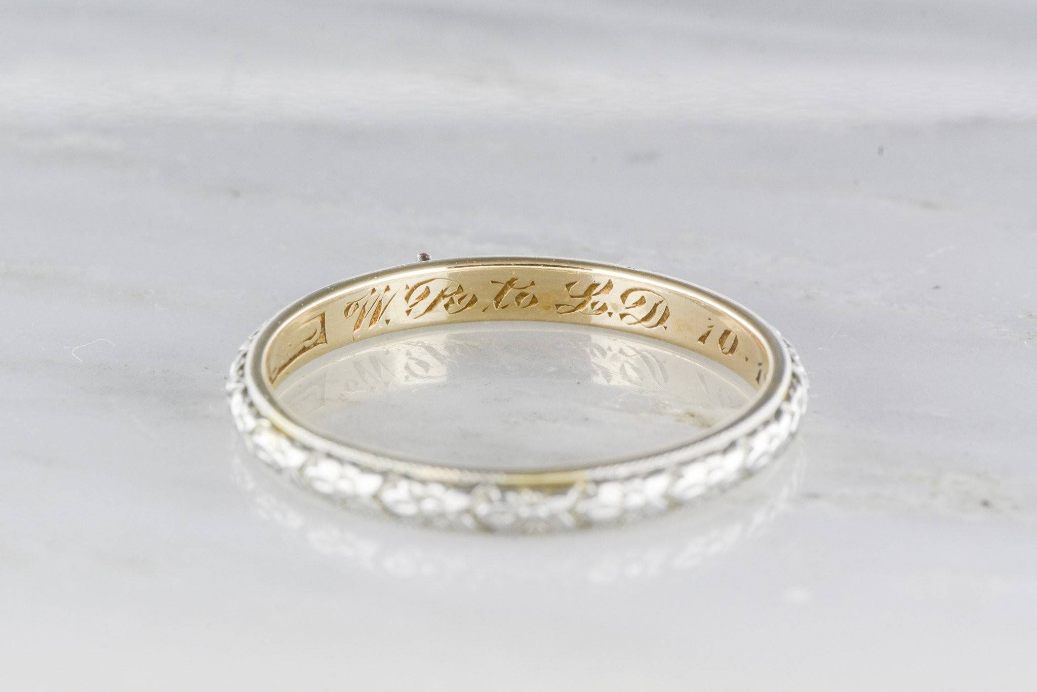 Engraving On Mens Wedding Rings Beautiful Wedding Rings Wedding Within Mens Wedding Bands With Engraving (View 4 of 15)