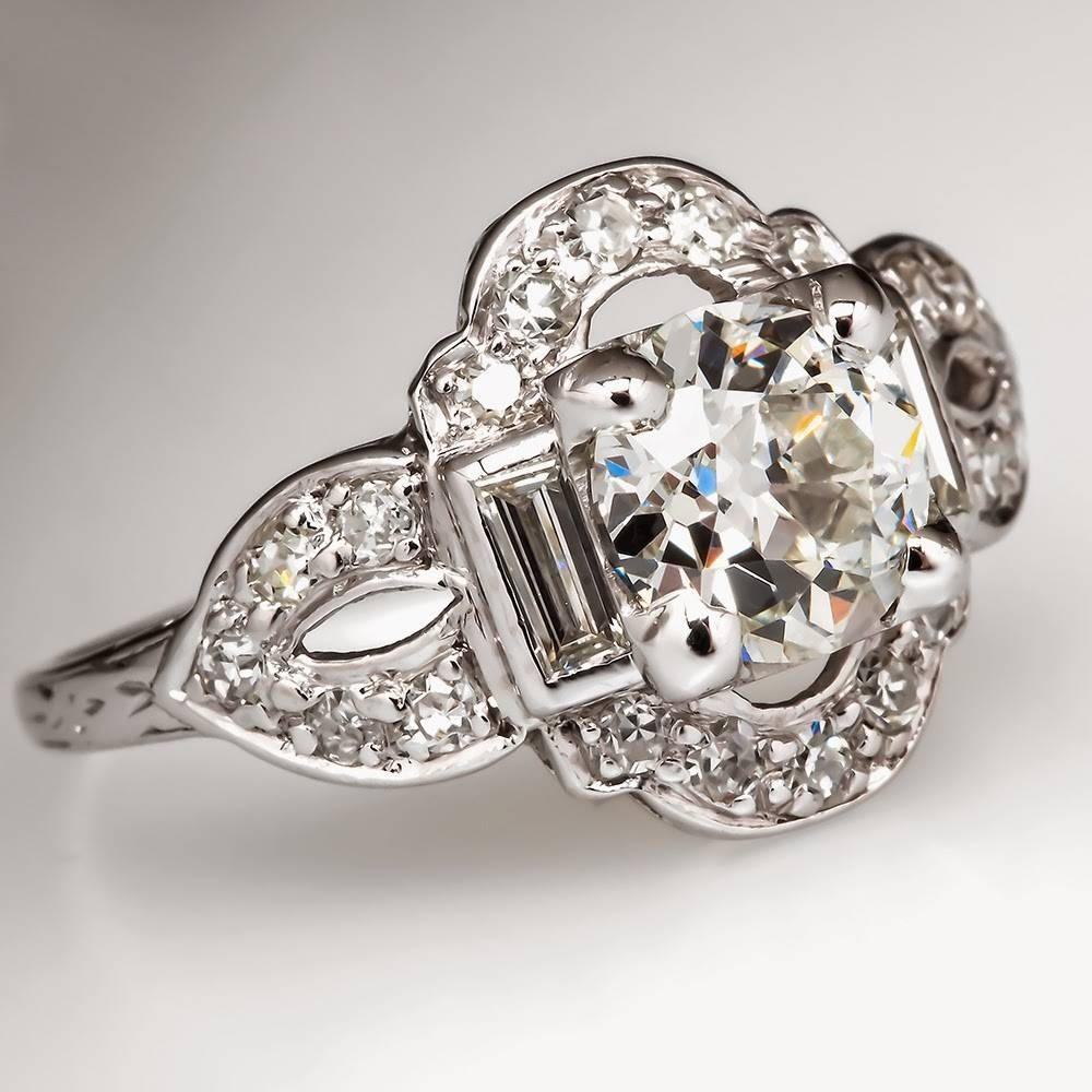 Eragem Blog: Engagement Rings And Wedding Style Of The Roaring 1920S Inside Seattle Engagement Rings (Gallery 4 of 15)