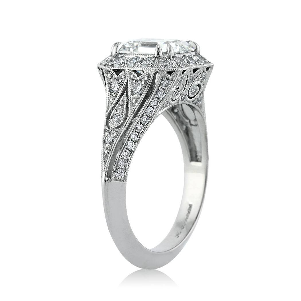 Explore Custom Diamond Engagement Ring Possibilities With Mark Throughout Custom Diamond Engagement Rings (View 8 of 15)