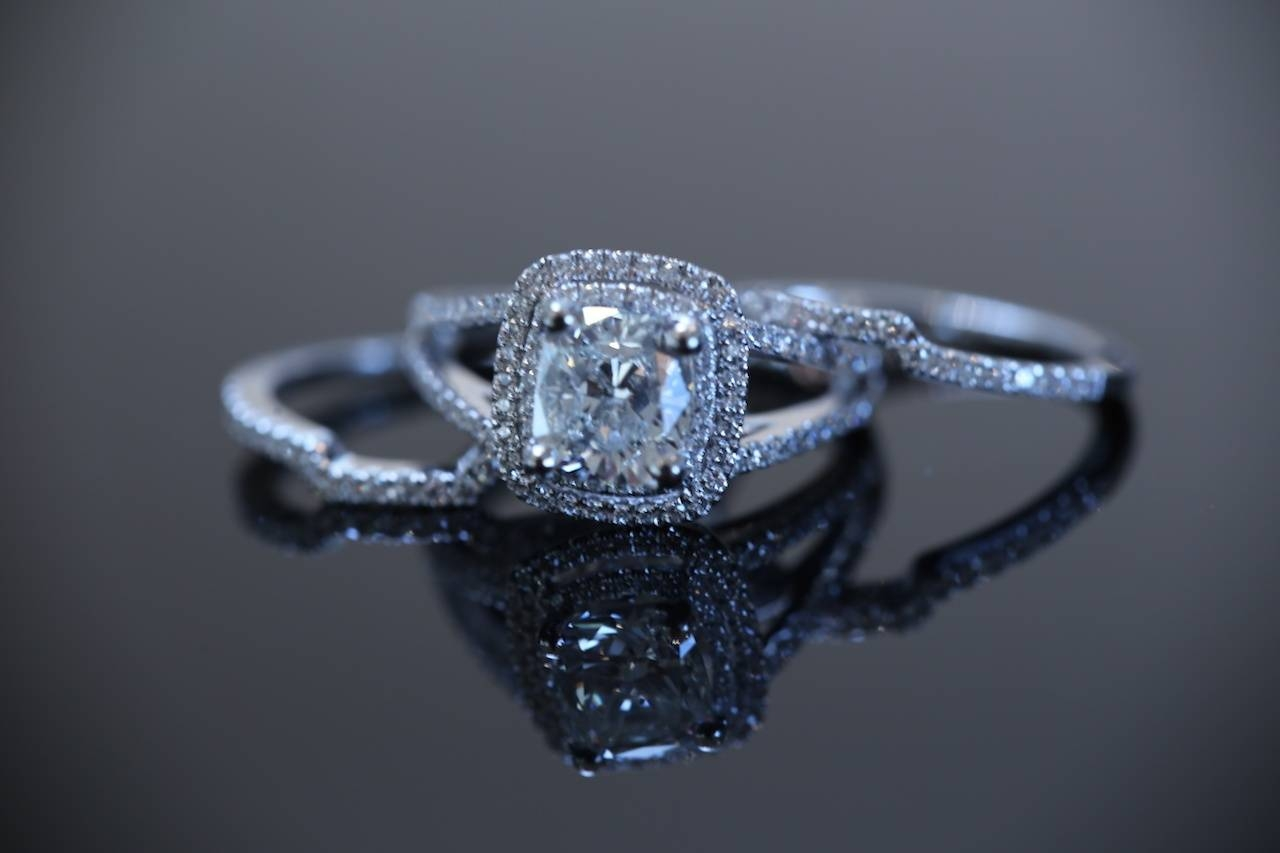 Finding The Right Wedding Ring To Match Your Engagement Ring Throughout Jewelry Stores Wedding Rings (View 9 of 15)