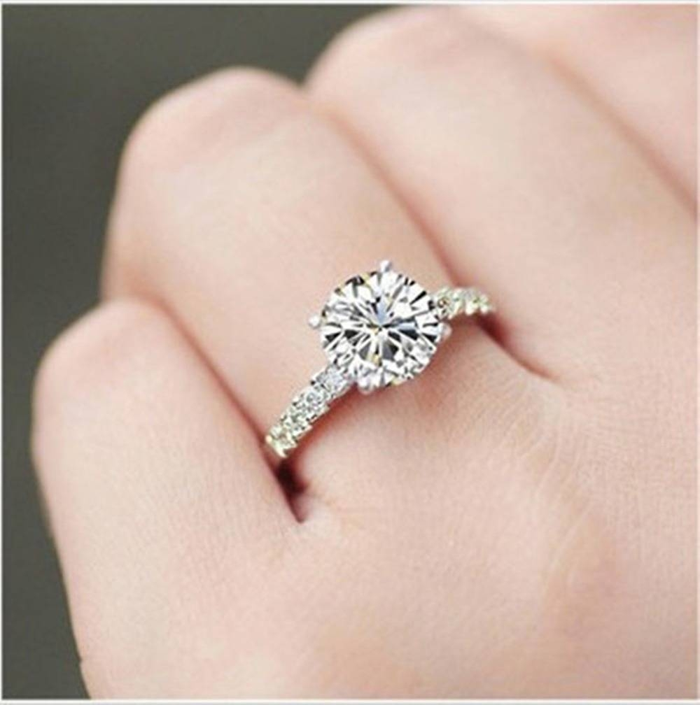 Featured Photo of 1 Ct Wedding Rings