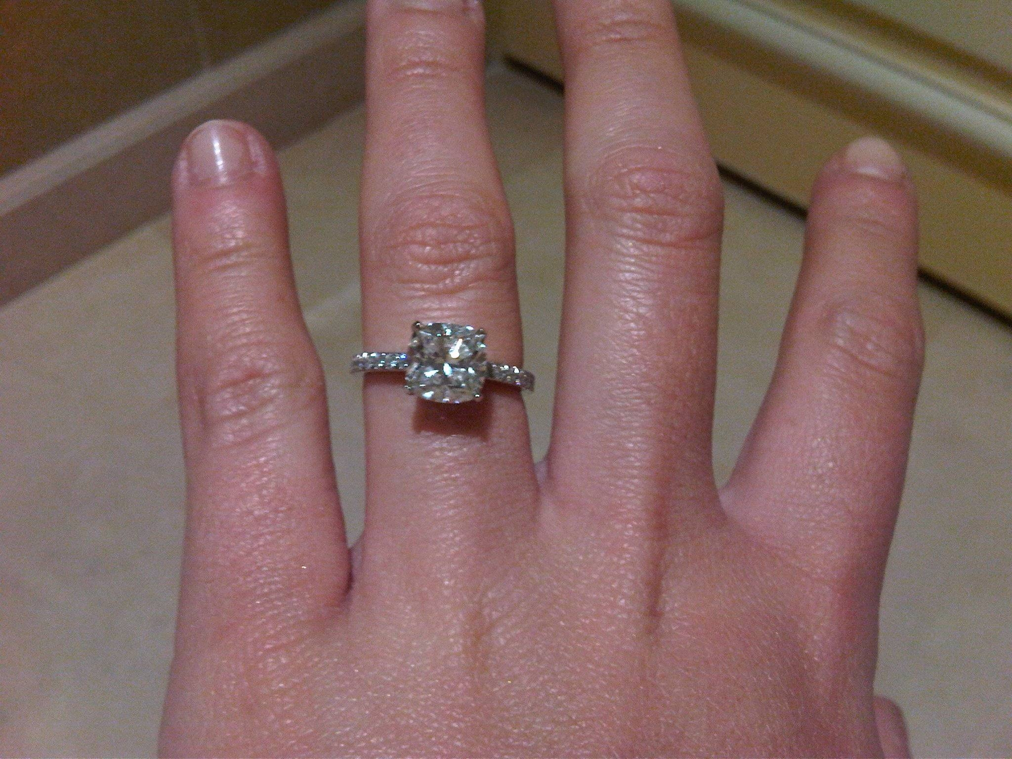 Free Diamond Rings (View 5 of 15)