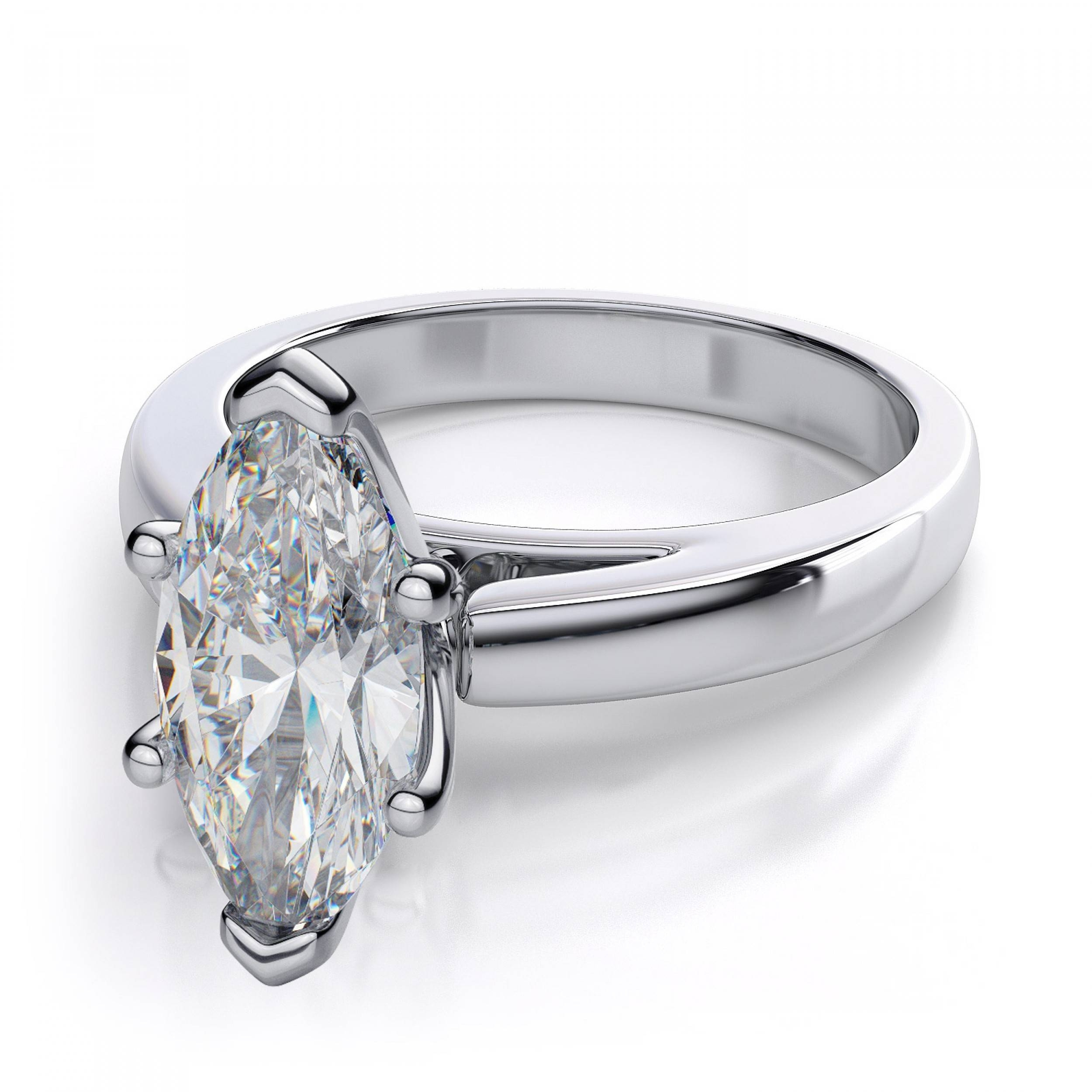 Free Diamond Rings. Marquise Diamond Engagement Ring Settings For Marquise Diamond Engagement Rings Settings (Gallery 12 of 15)