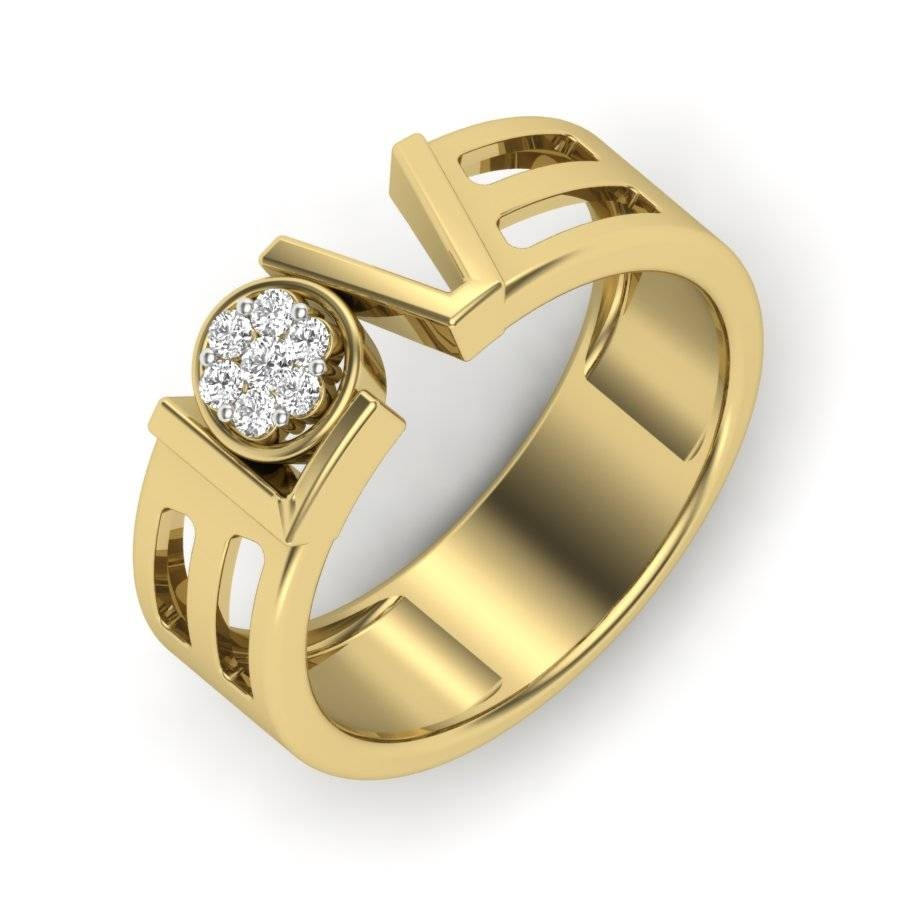 Gold Diamond Wedding Rings For Men Hd Gold Rings For Men With Inside Wedding Rings For Men Gold (View 6 of 15)