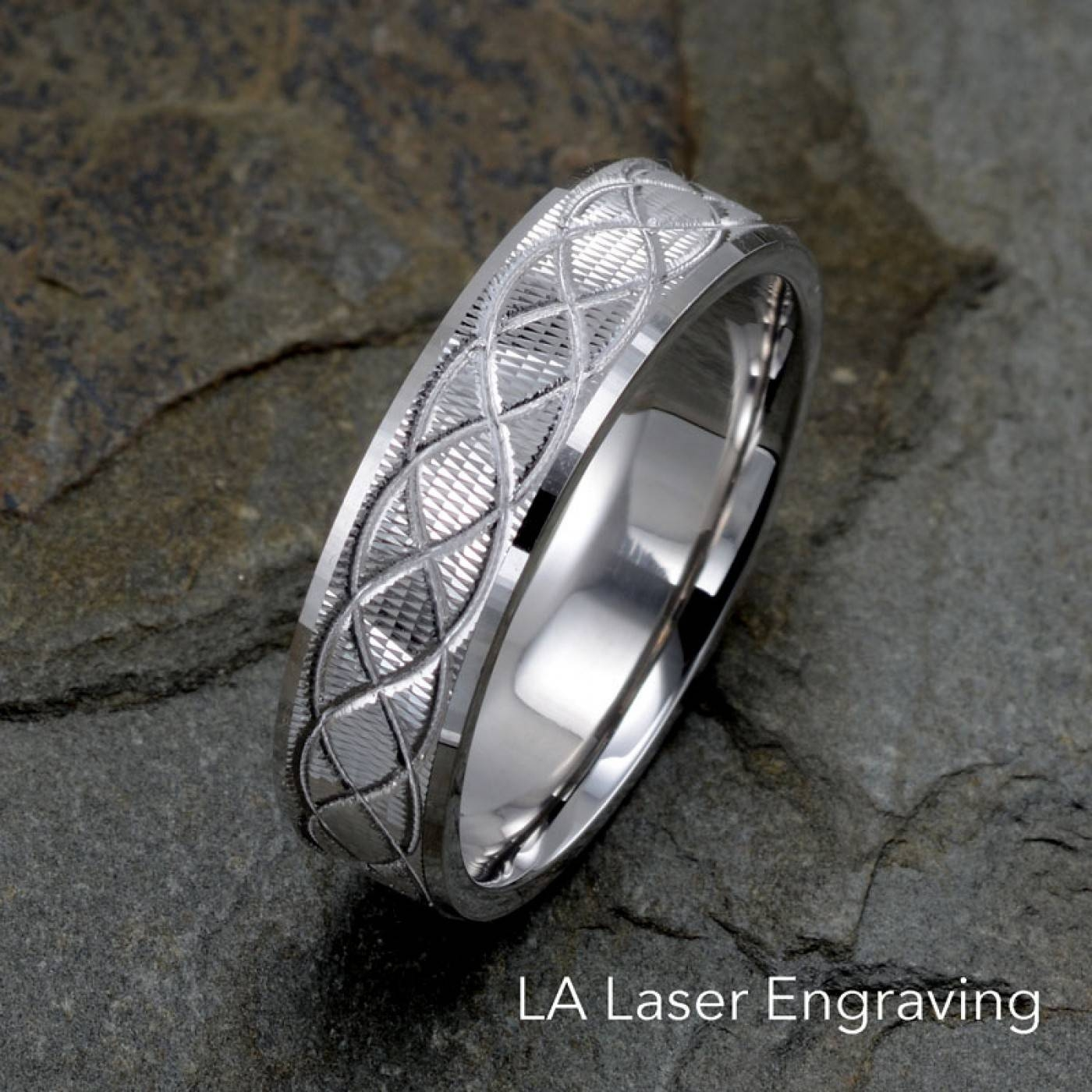 Gold Rings, Buy Gold Ring In Los Angeles – Lalaserengraving With Regard To Los Angeles Wedding Bands (View 4 of 15)
