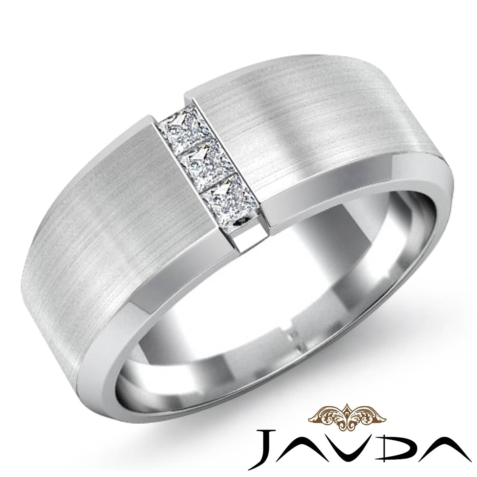 Good Engraved Mens Wedding Rings With Gold Bands Unique Mens Regarding Mens Wedding Diamond Rings (View 7 of 15)
