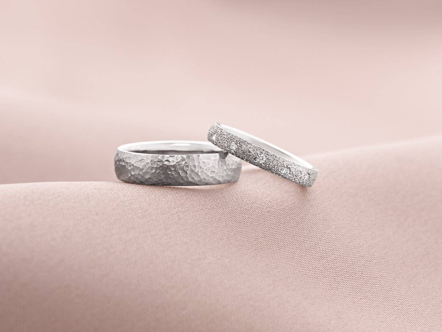 His & Hers Wedding Bands | Brilliant Earth Inside Most Up To Date Horizon Wedding Bands (View 13 of 15)