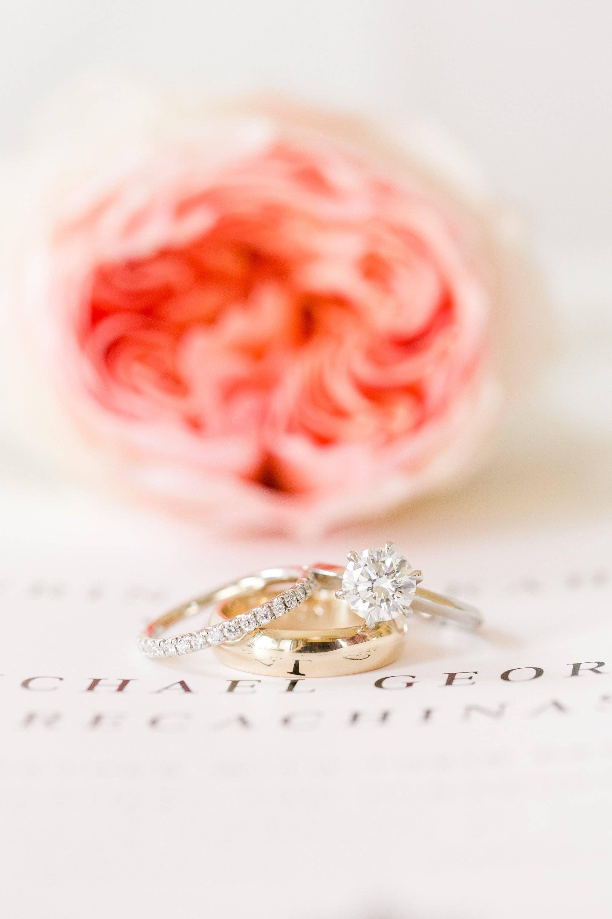 Hotel Monaco Washington Dc Wedding | Erin & Mike Pertaining To Washington Dc Engagement Rings (View 7 of 15)