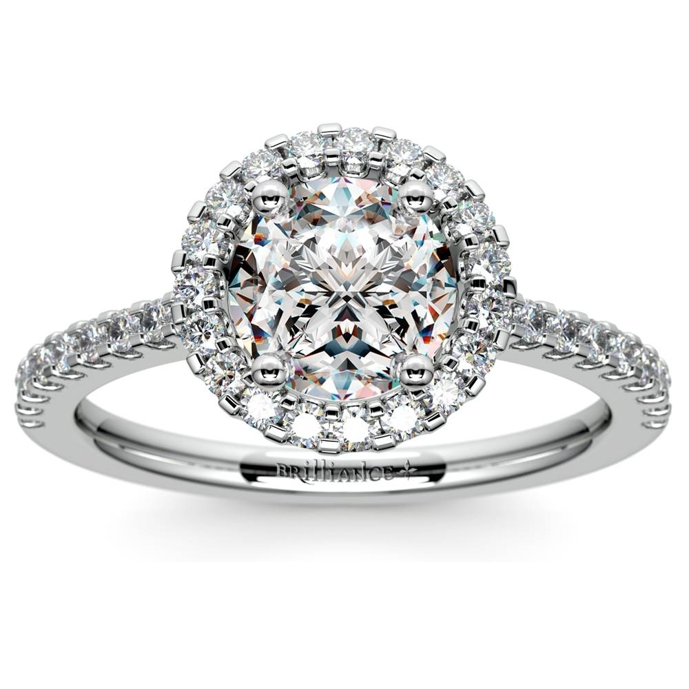 Is Bigger Better? The Debate On Big Engagement Rings Regarding Big Diamond Engagement Rings (Gallery 2 of 15)