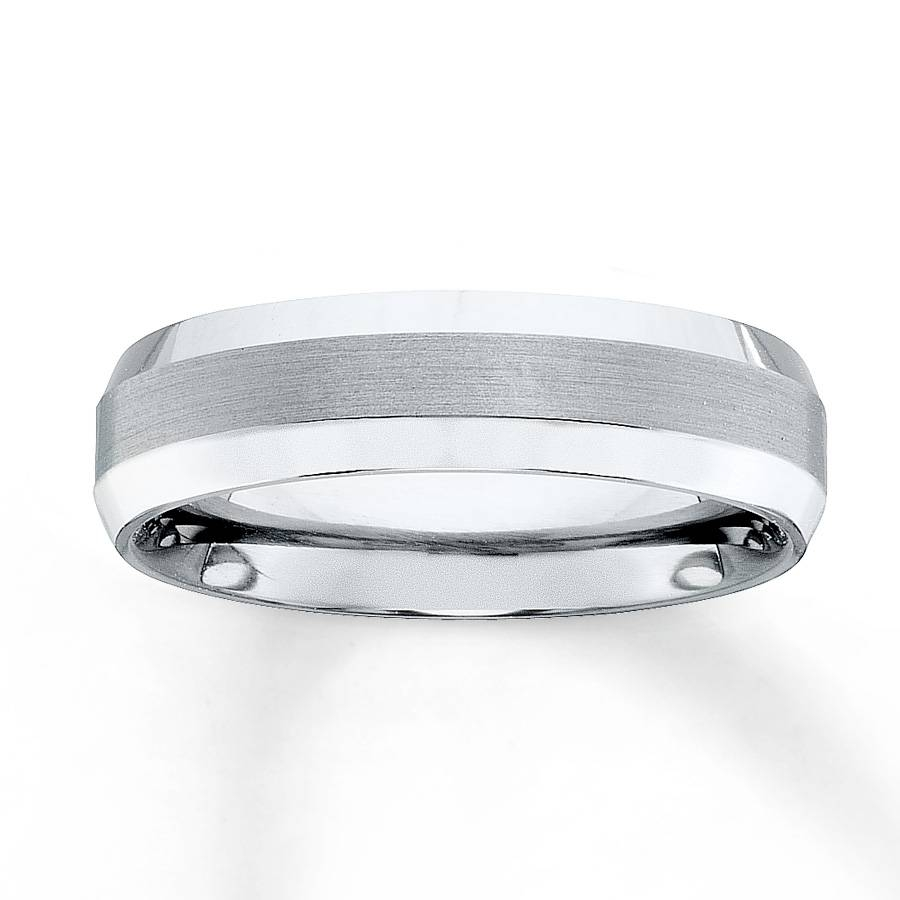 Kay – Wedding Band Titanium 6Mm Throughout Titanium Men Wedding Bands (View 3 of 15)