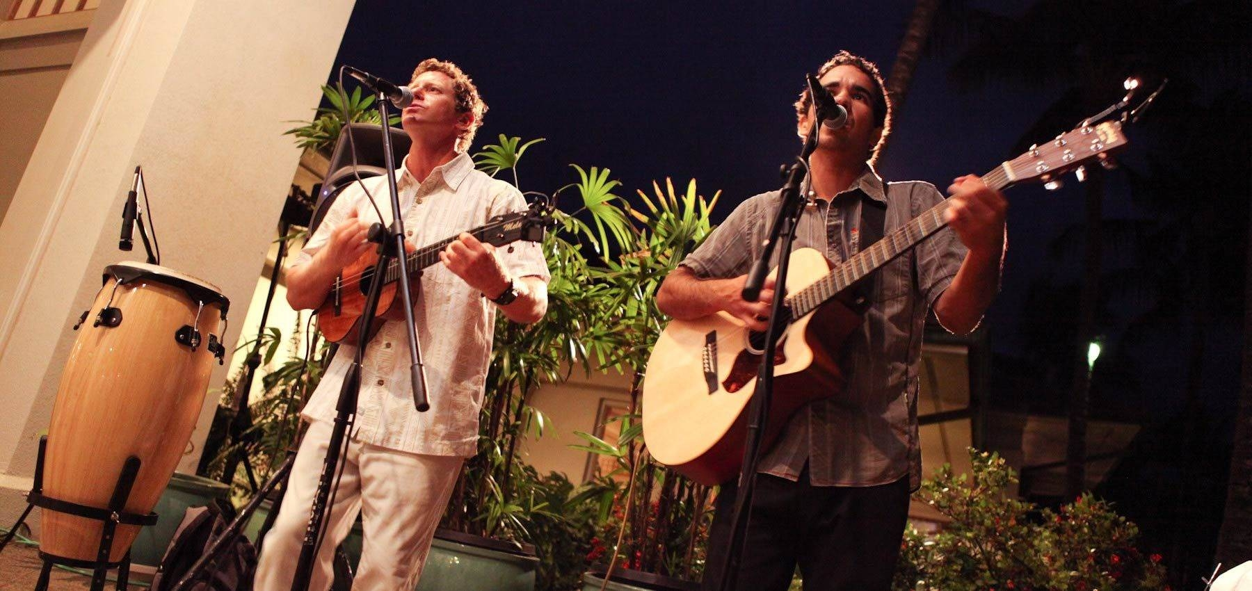 Maui Musicians – Barefoot Minded | Maui Wedding Musicians Pertaining To Current Maui Wedding Bands (View 4 of 15)