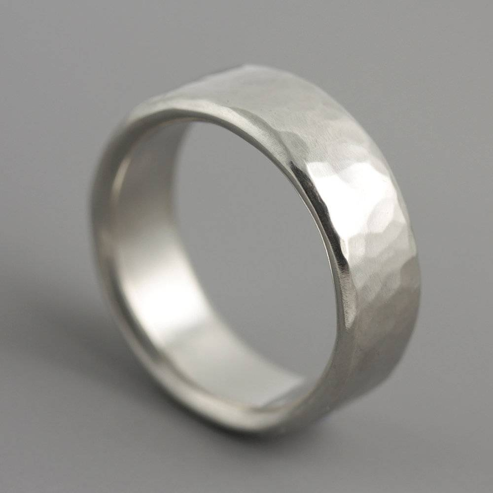 Men's Dune Palladium Wedding Bandsarah Hood (Palladium Ring With Regard To Mens Wedding Rings Palladium (Gallery 11 of 15)