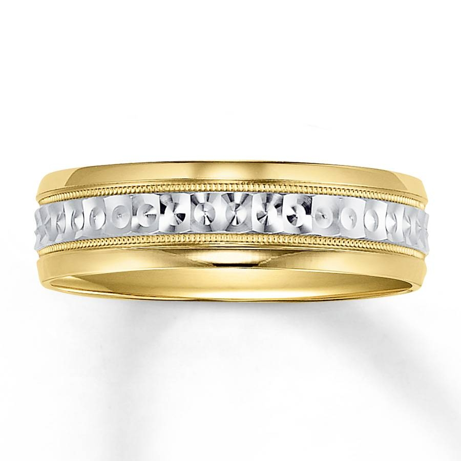 Mens Gold Wedding Rings With Diamonds | Wedding Decorate Ideas Regarding Gold Male Wedding Rings (View 10 of 15)