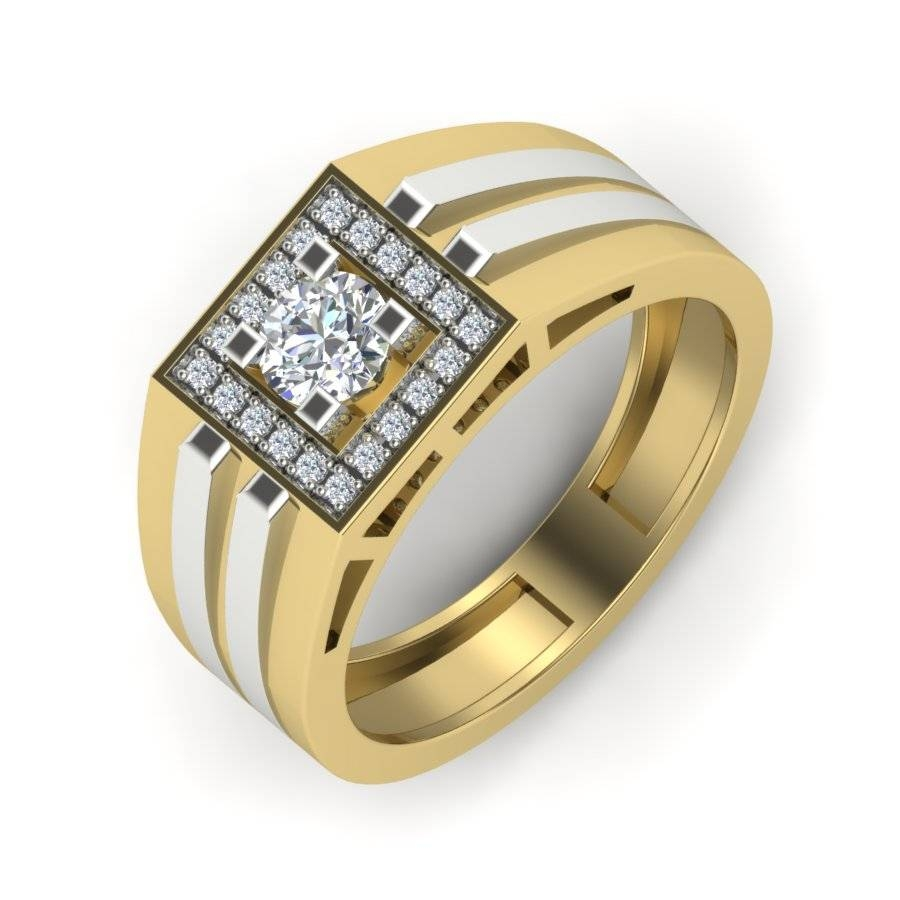 Modern Male Wedding Rings Tags : Men Wedding Rings Gold Wedding Inside Wedding Rings For Men Gold (View 12 of 15)