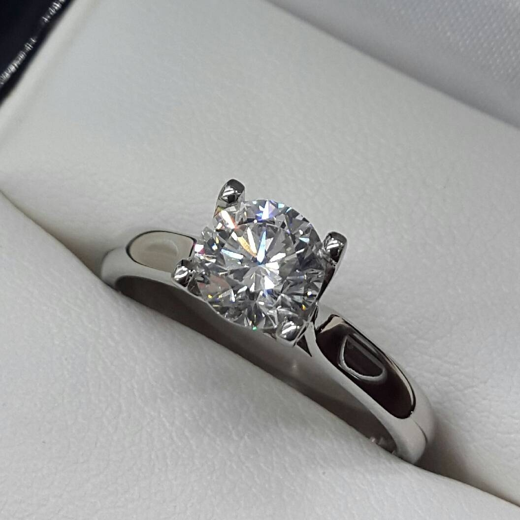 New Diamond Engagement Rings Pertaining To Vvs Engagement Rings (View 14 of 15)