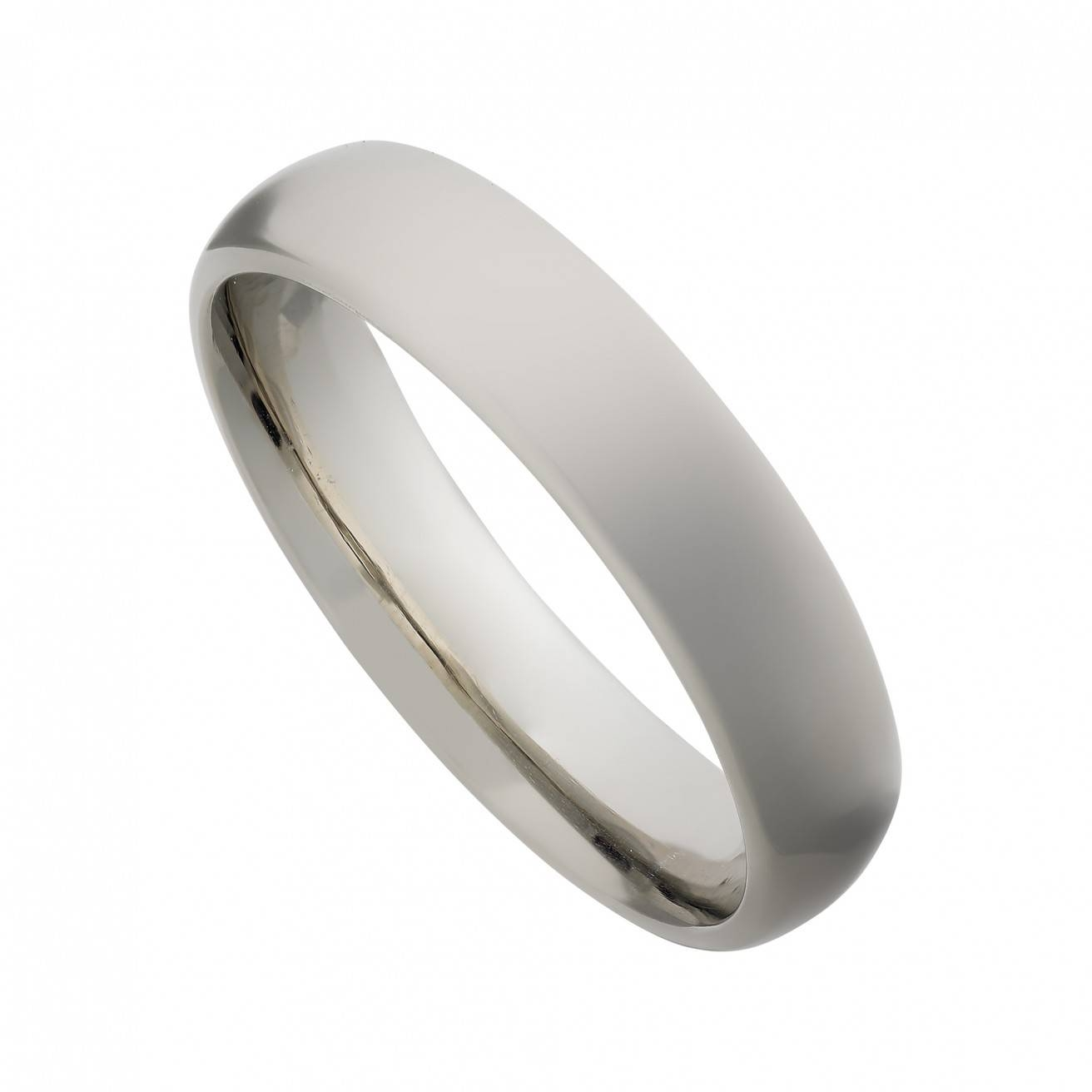 Palladium Wedding Rings Pertaining To Most Popular 5Mm Palladium Wedding Bands (View 11 of 15)