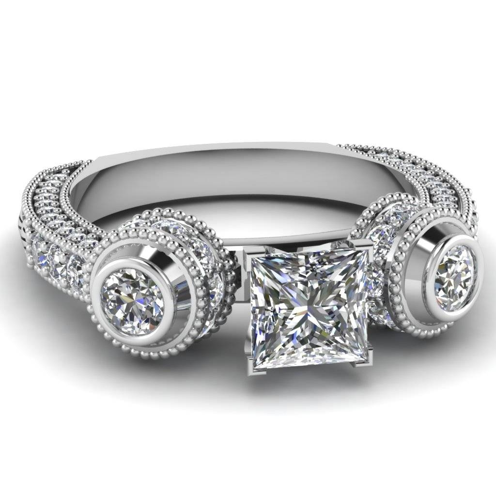 15 Best of Big Diamond Engagement Rings