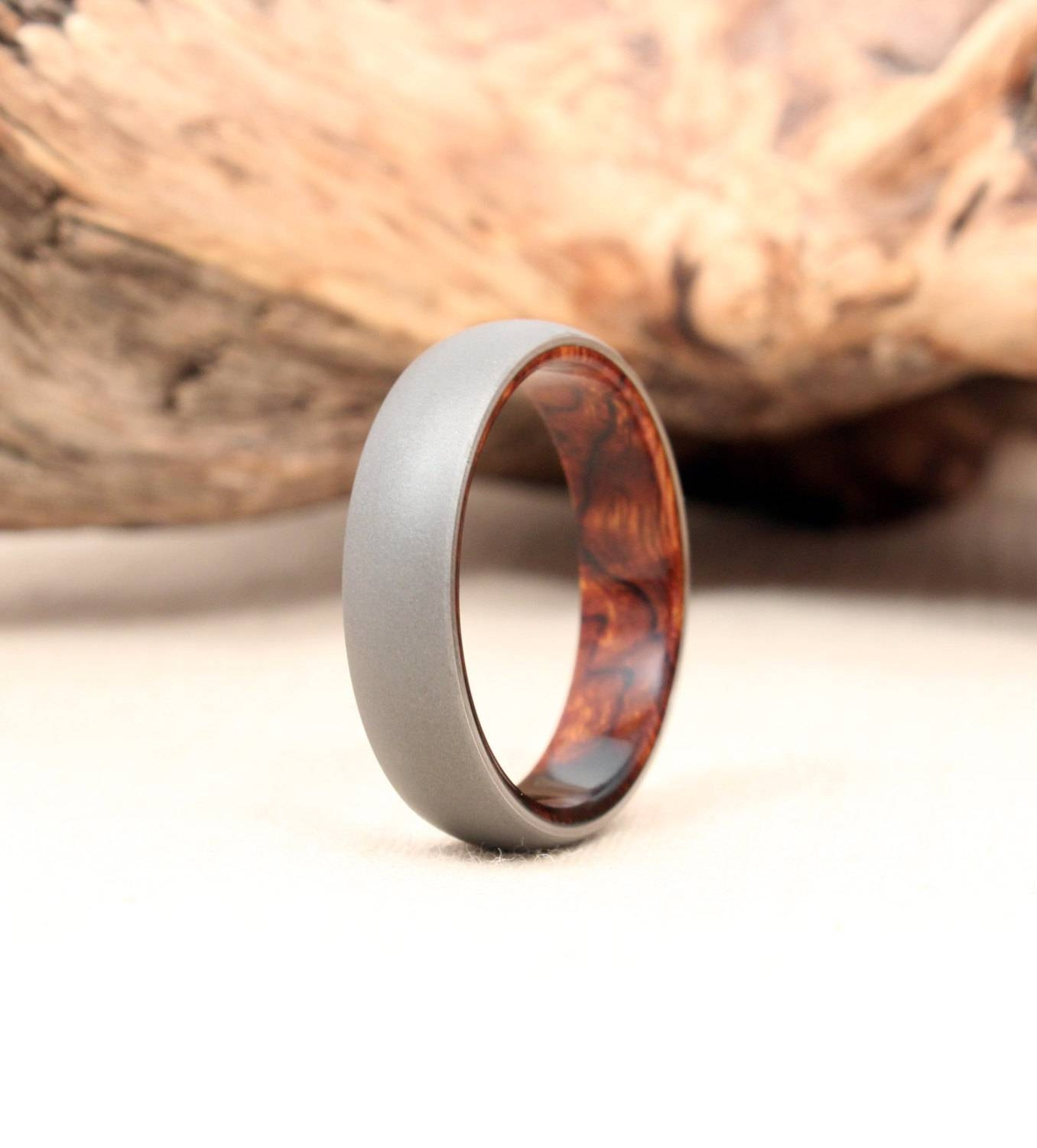Review: Wood Inlay Ringswedgewood Rings | Wild Naiada For Wood Inlay Wedding Rings (Gallery 10 of 15)