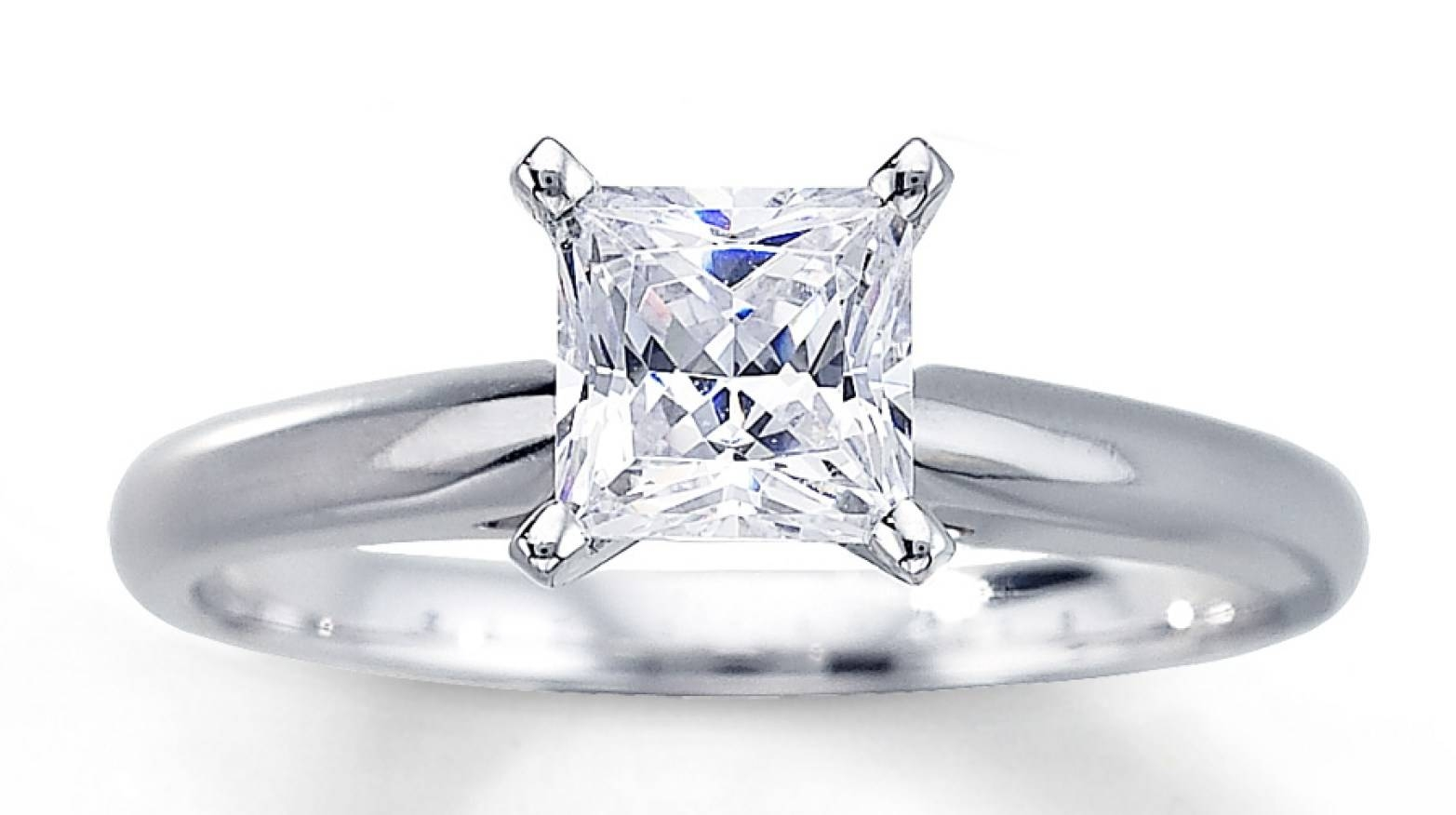 Ring : Appealing Disney Princess Diamond Engagement Rings Price Intended For Princess Shaped Engagement Rings (View 10 of 15)