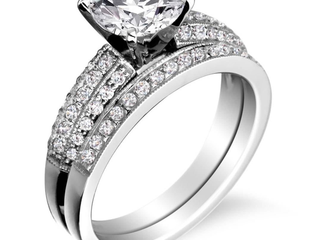 Ring : Awesome Diamond Band Ring Exotic Wedding Rings Wedding For Most Recent Exotic Wedding Bands (Gallery 3 of 15)