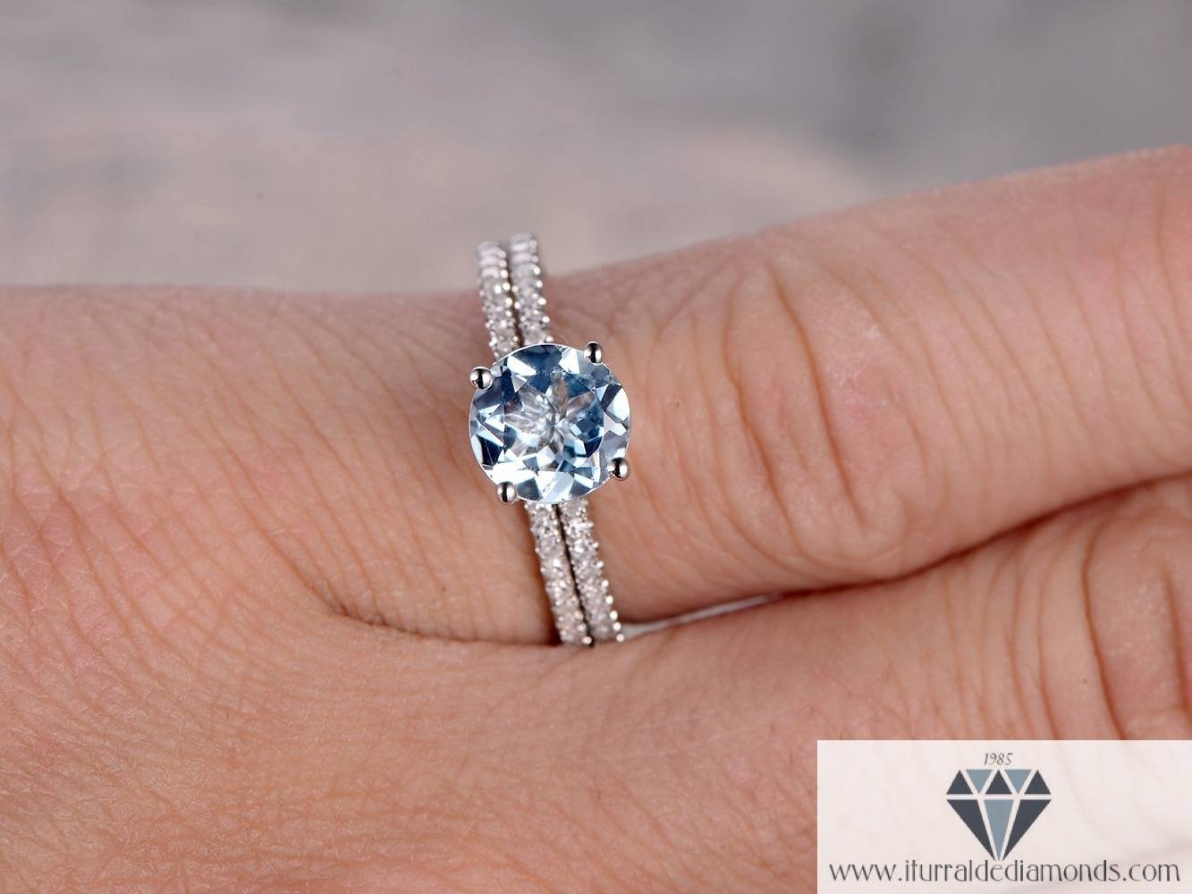 15 photo of round solitaire engagement ring settings