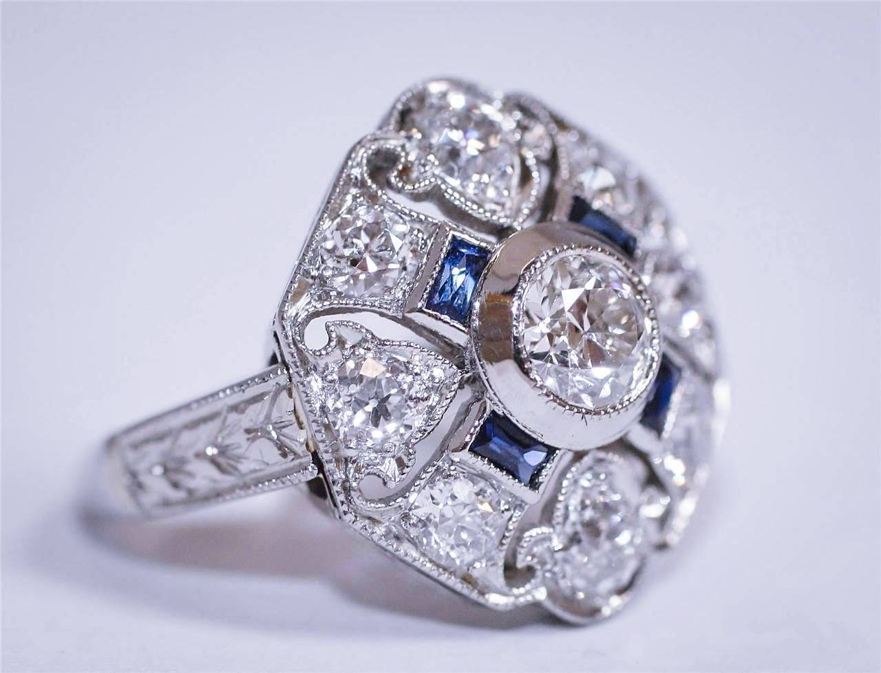 Seattle Diamond Buyer | Where To Sell A Diamond Ring Intended For Seattle Engagement Rings (Gallery 11 of 15)