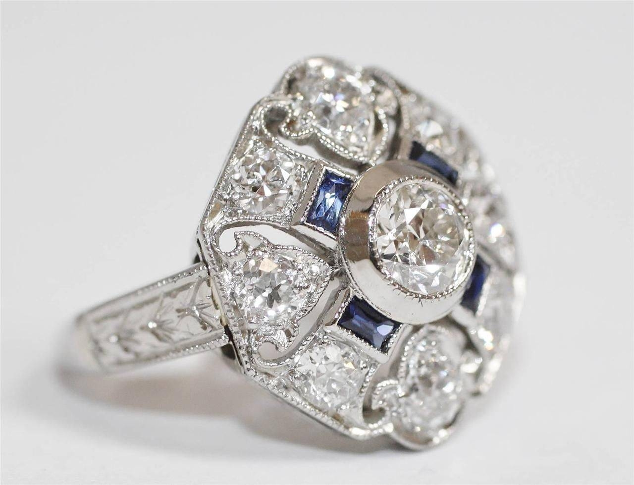 Selling Gold And Diamond Rings | Wedding, Promise, Diamond Within Phoenix Vintage Engagement Rings (View 10 of 15)