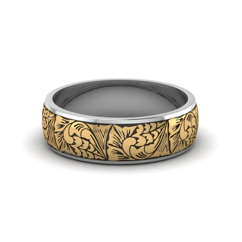 Shop For Affordable Wedding Rings And Bands Online | Fascinating Pertaining To Flexible Mens Wedding Bands (View 10 of 15)