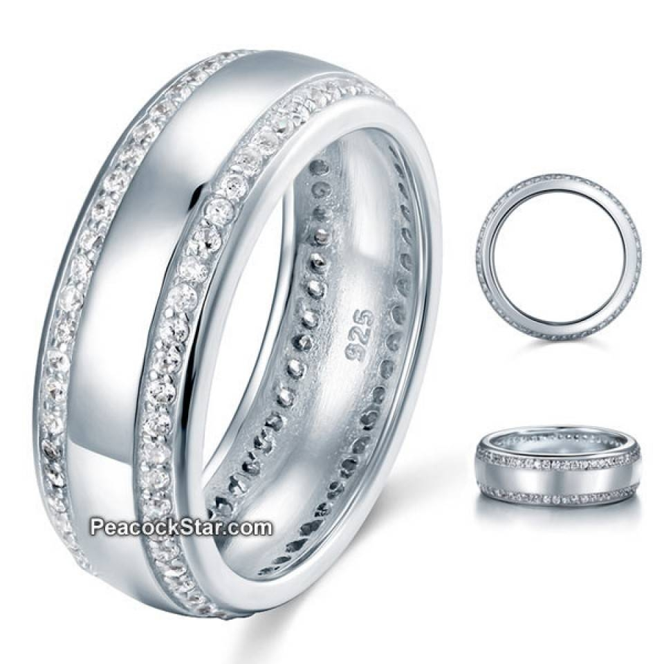Silver Ring Designs For Male Tags : Sterling Silver Mens Wedding Throughout Sterling Silver Mens Wedding Bands (View 10 of 15)