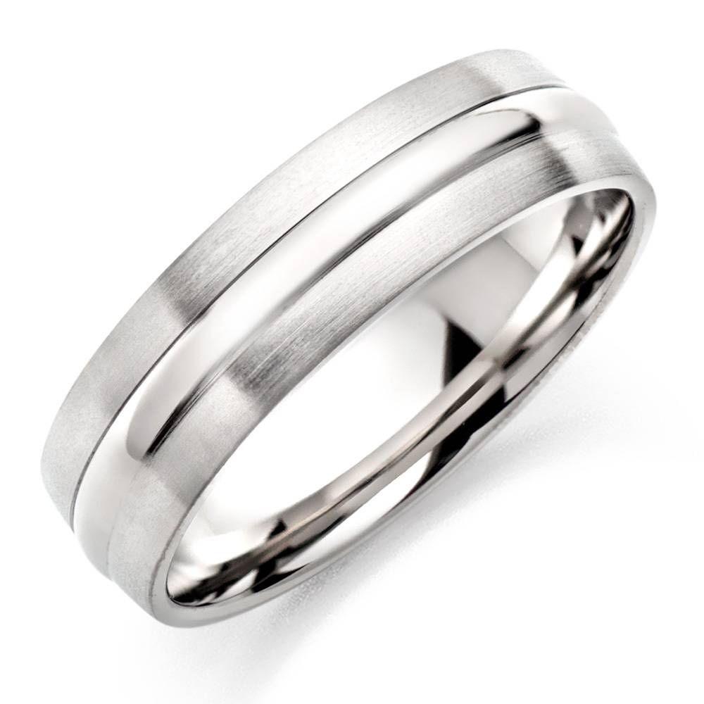 Silver Wedding Rings Uk Inside Male Silver Wedding Bands (View 10 of 15)