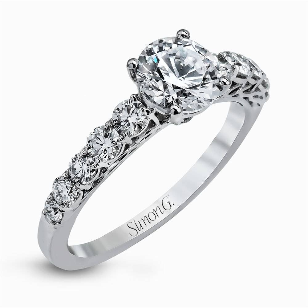 Simon G. Jewelry – Designer Engagement Rings, Bands And Sets Within Seattle Engagement Rings (Gallery 14 of 15)