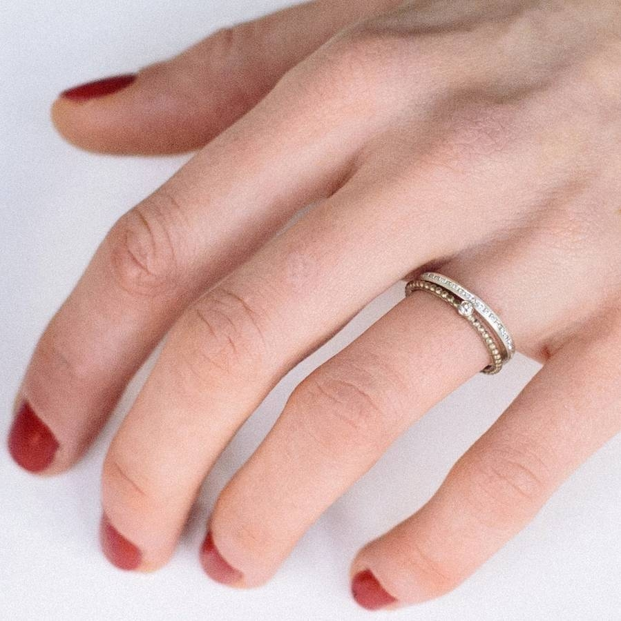 15 Best of Eternity Rings With Wedding Bands