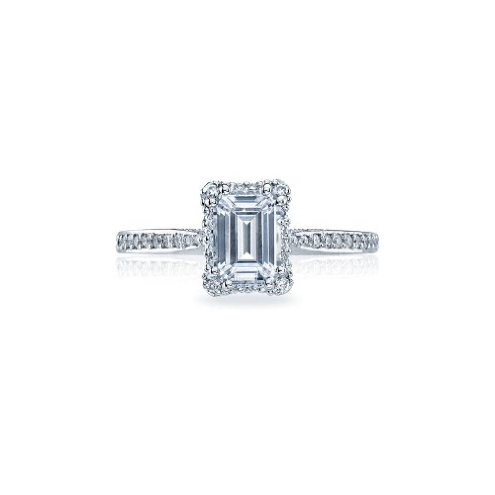 Tacori Wedding Bands, Engagement Rings, Designers Jewelry, Kansas City Within Emerald Cut Engagement Rings Under  (View 14 of 15)