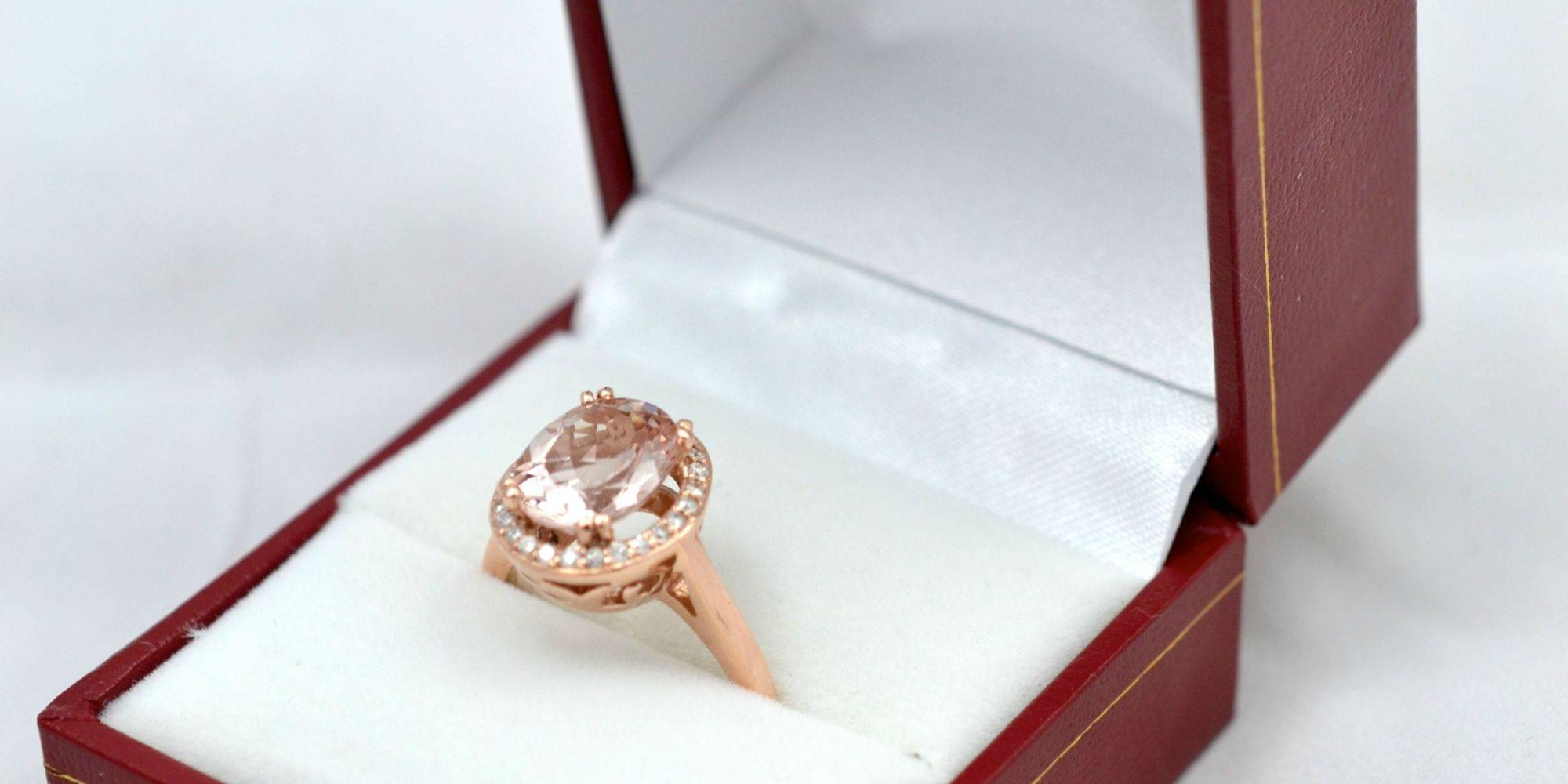 This Engagement Ring Came In A Sad, Little Box (View 12 of 15)