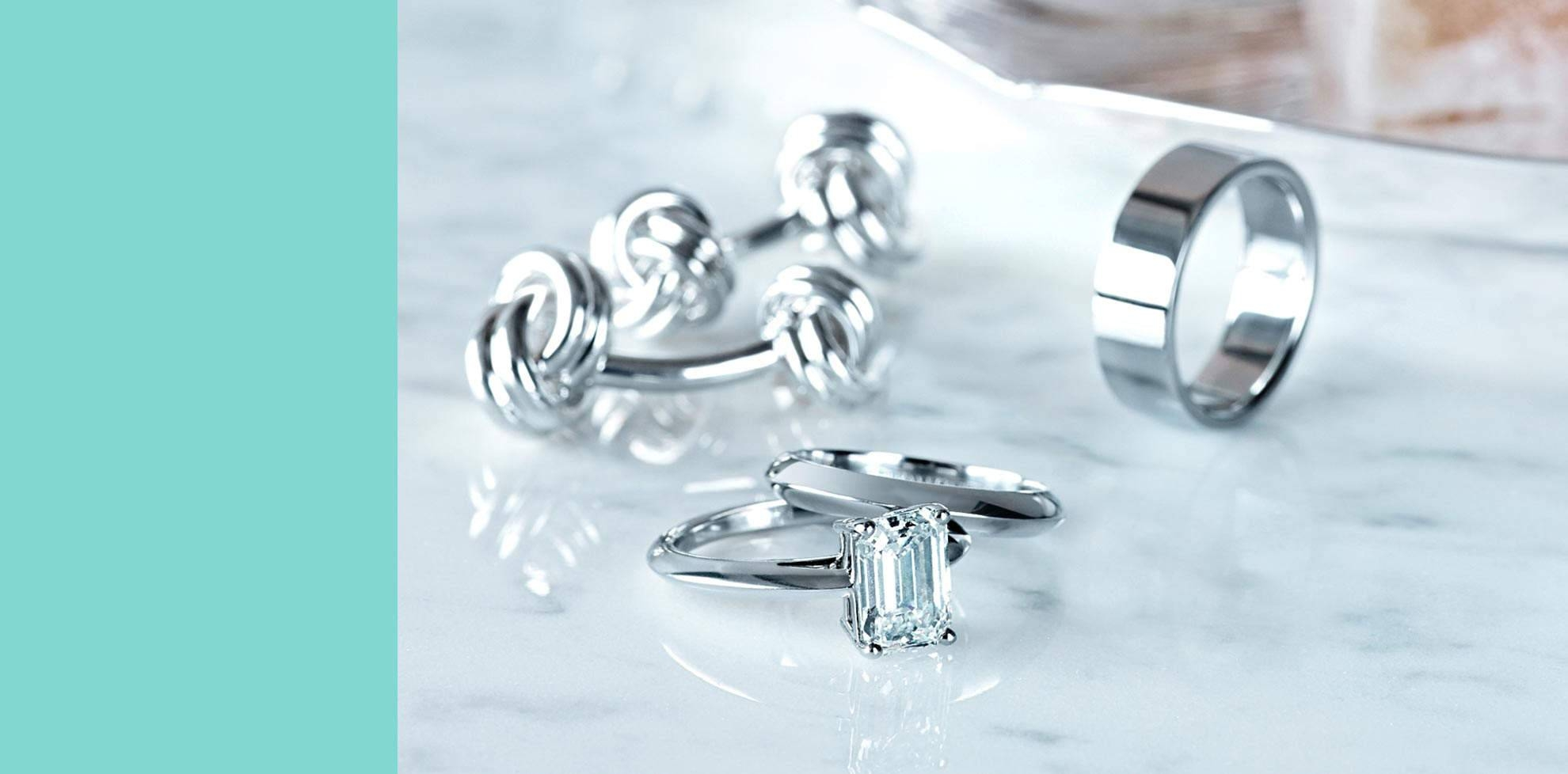 Tiffany Wedding Bands With Diamonds | Tiffany & Co. Intended For Tiffanys Wedding Bands (Gallery 305 of 339)
