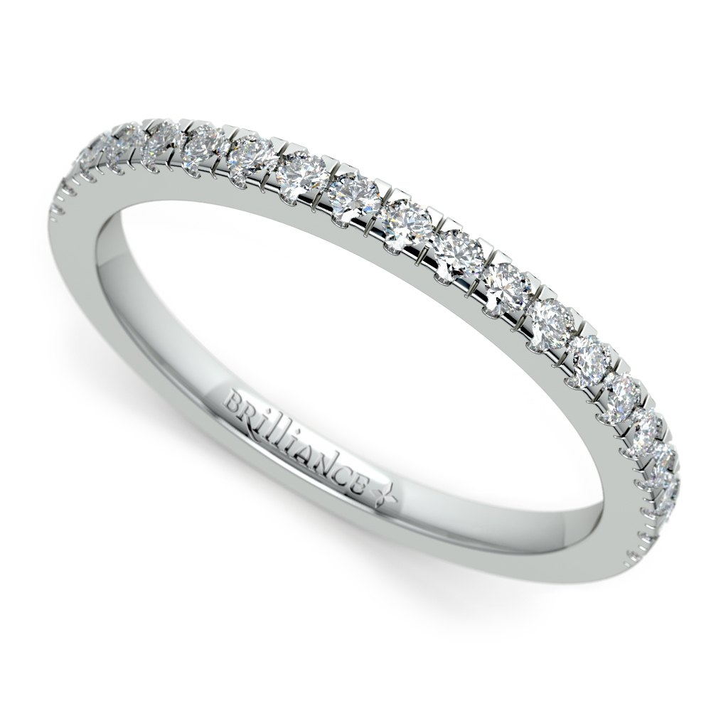Tips For Buying Women's Wedding Rings In White Gold Within Recent Platinum Wedding Bands For Women (View 8 of 15)