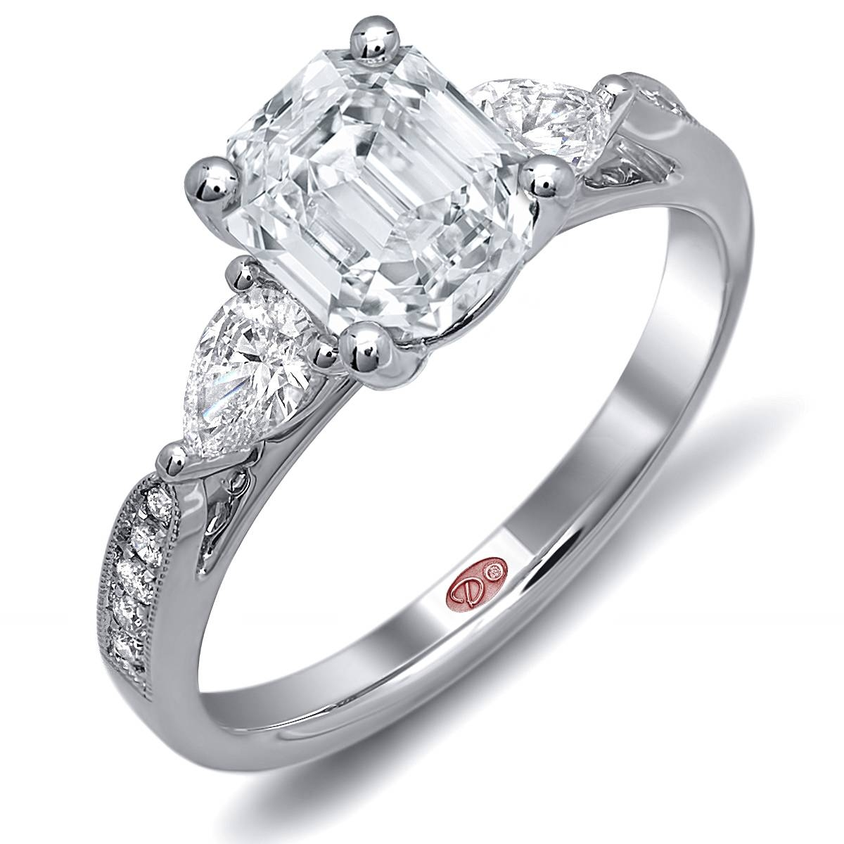 Unicorn Jewelry & Watch Boutique | Princess Cut Engagement Ring Throughout San Diego Engagement Rings (View 9 of 15)