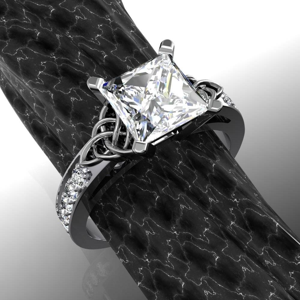 Unique Engagement Rings, Design Your Own Engagement Ring Within Unique Engagement Rings (View 13 of 15)