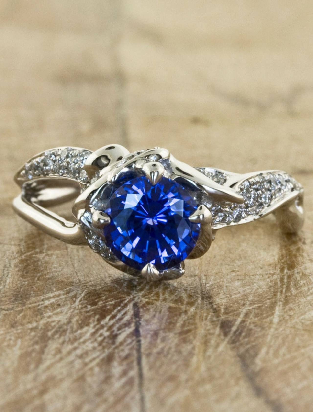 Unique Engagement Rings: Rustic Engagement Rings, Eco Friendly Throughout Unique Engagement Rings (View 15 of 15)