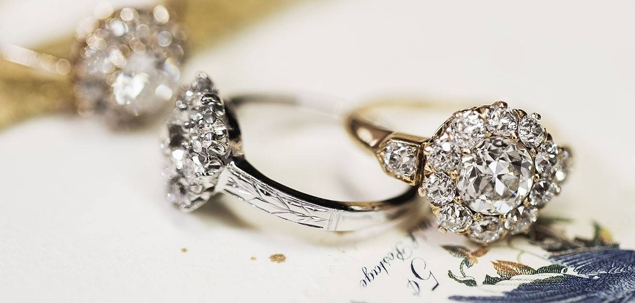 Victorian Engagement Rings And More | Trumpet & Horn With Regard To Victorian Engagement Rings (View 12 of 15)