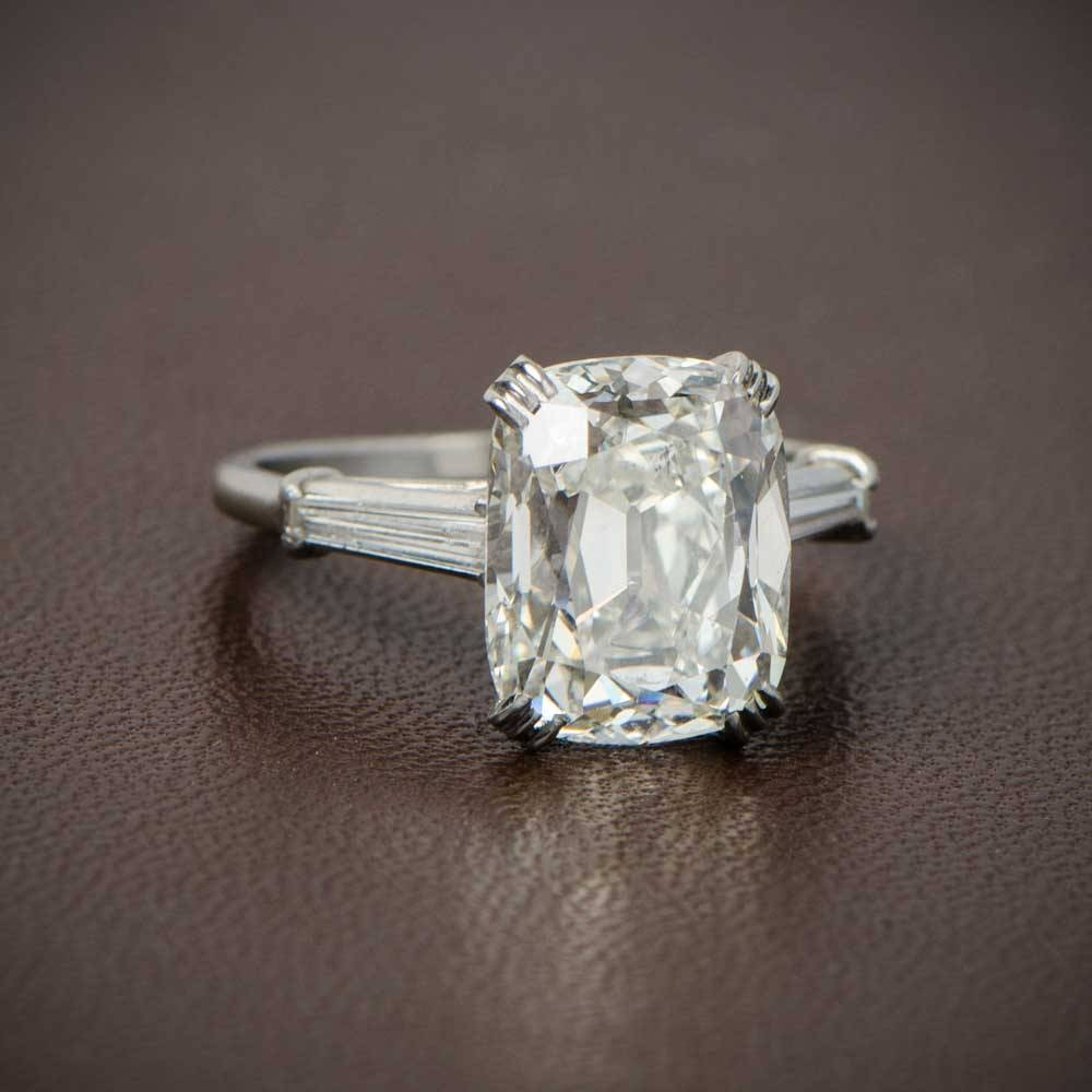 Vintage Engagement Rings: Pinterest Favorites With Estate Wedding Rings (Gallery 10 of 15)
