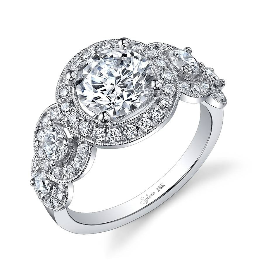 Featured Photo of Antique Round Diamond Engagement Rings