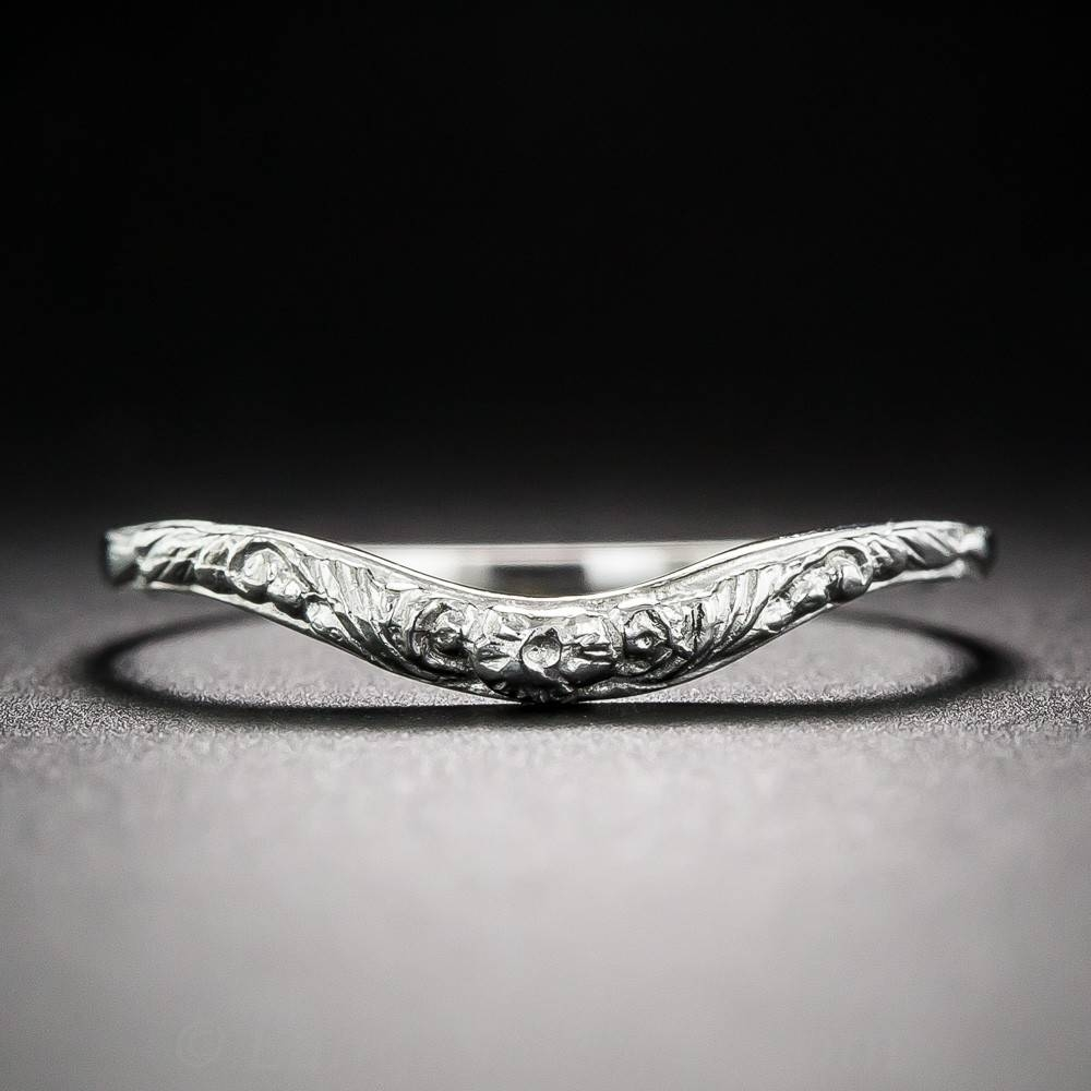 Featured Photo of Contour Wedding Bands