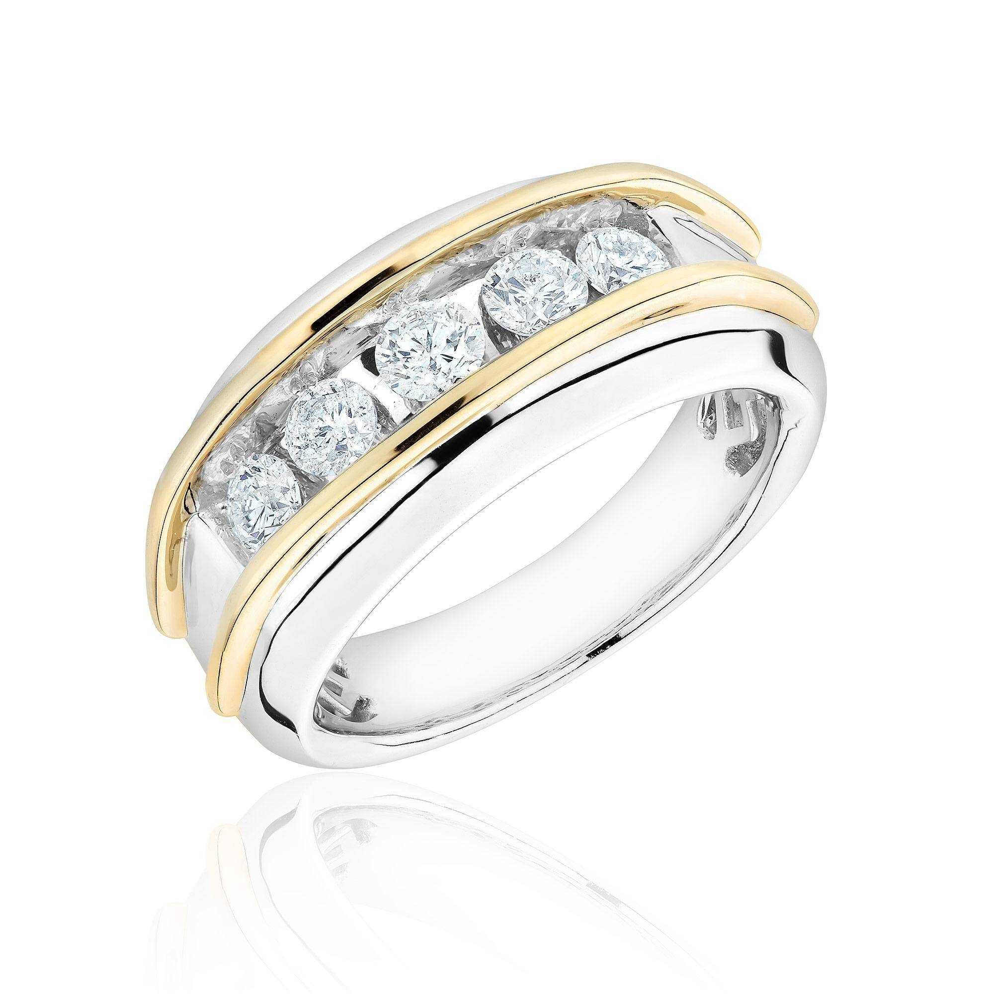 Wedding Bands Page 1 | Reeds Jewelers Throughout Jewelry Wedding Bands (View 15 of 15)