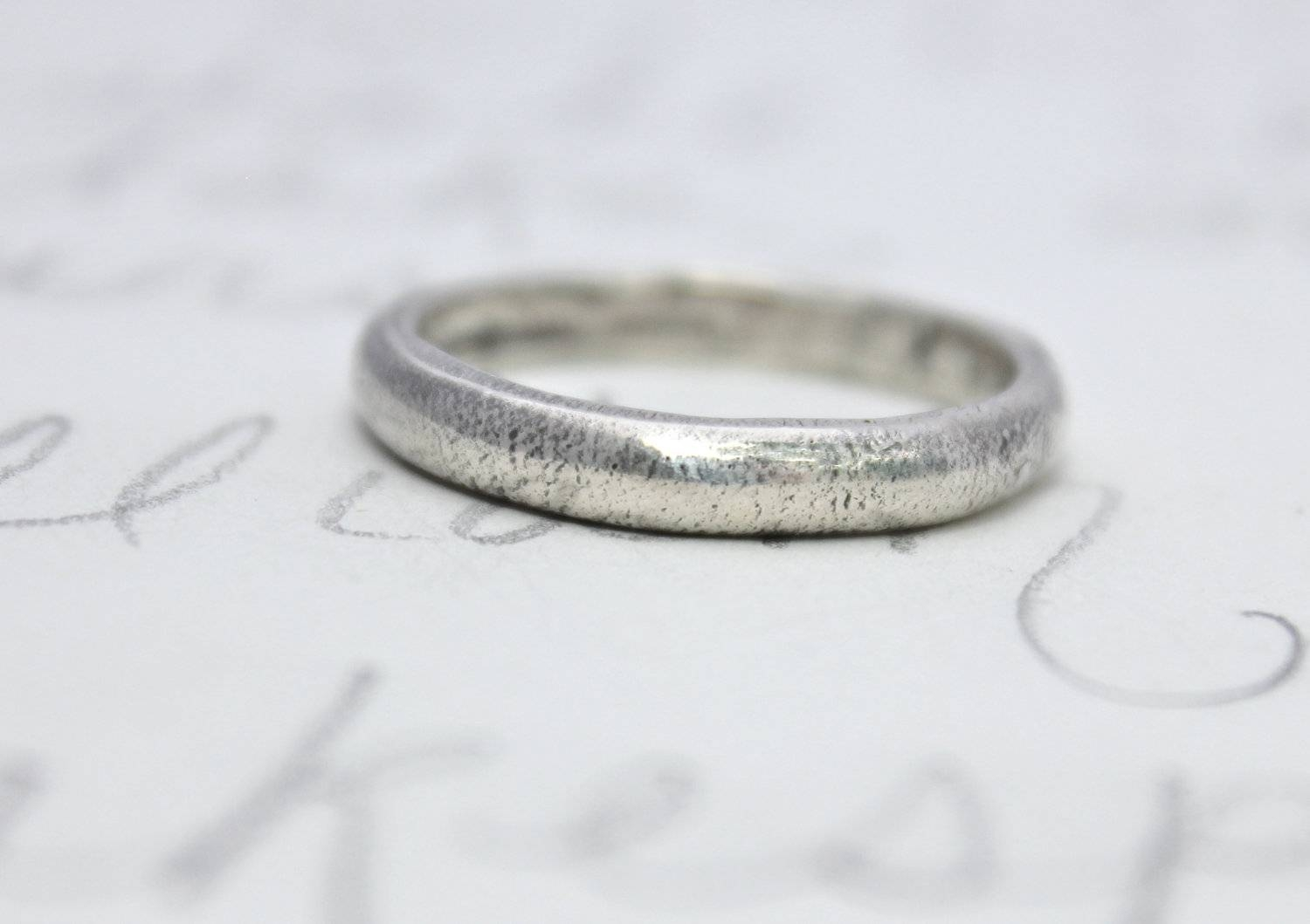Wedding Bands: Simple Wedding Bands Intended For Most Up To Date Womens Plain Wedding Bands (View 10 of 15)